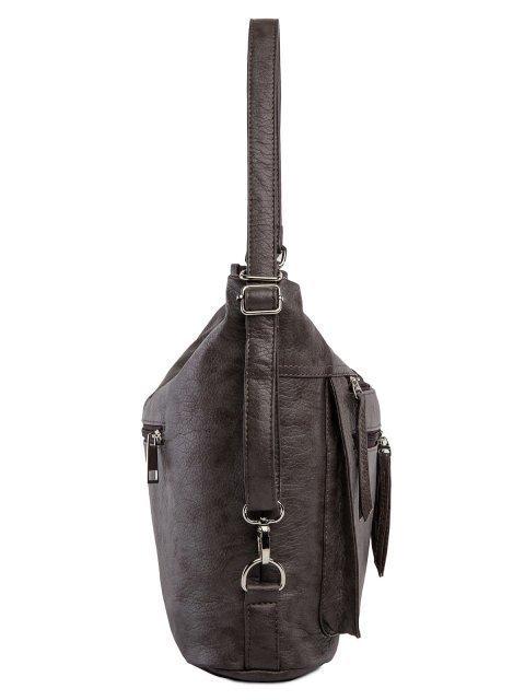 Коричневая сумка мешок S.Lavia (Славия) - артикул: 962 601 12 - ракурс 2