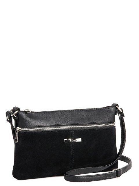 Чёрная сумка планшет S.Lavia (Славия) - артикул: 870 99 01 - ракурс 1