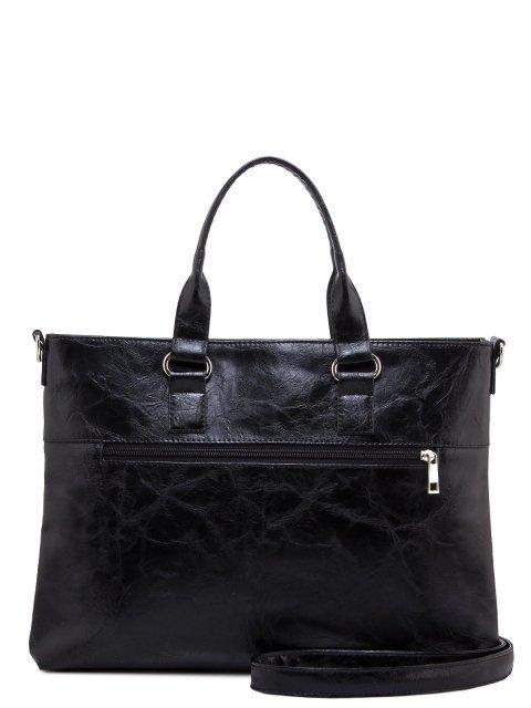 Чёрная сумка классическая S.Lavia (Славия) - артикул: 355 048 01 - ракурс 3
