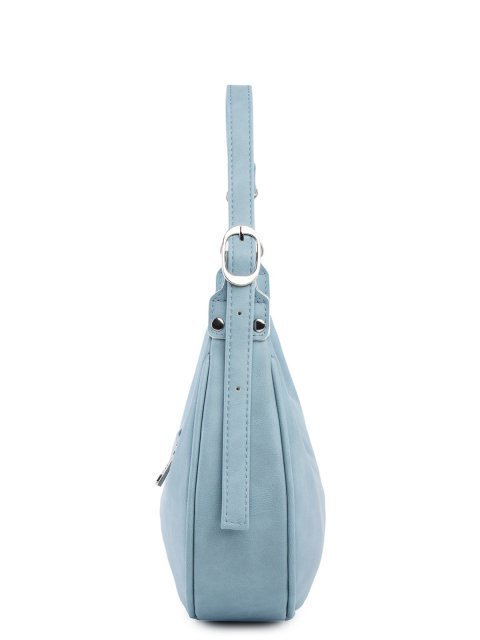 Голубая сумка мешок S.Lavia (Славия) - артикул: 1234 323 34 - ракурс 2
