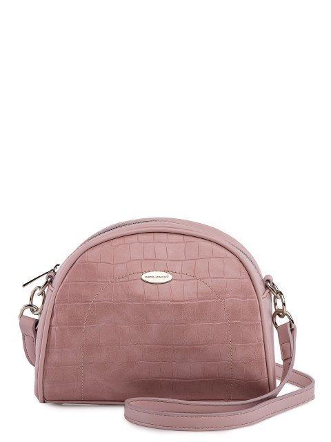 Розовая сумка планшет David Jones - 1999.00 руб