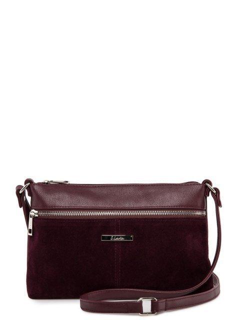 Бордовая сумка планшет S.Lavia - 1511.00 руб