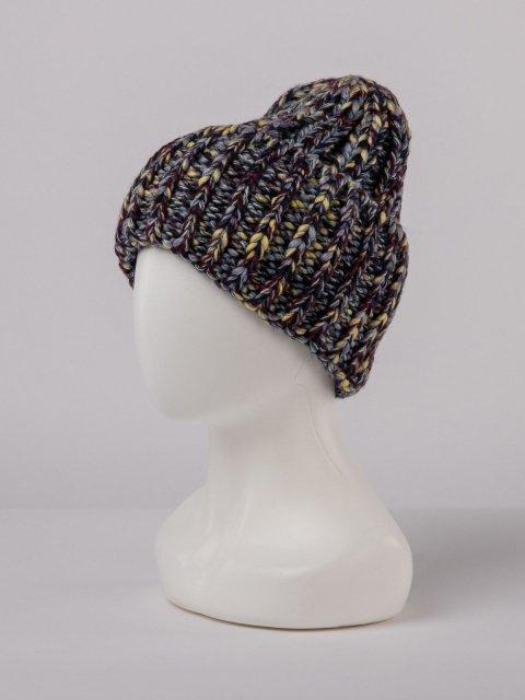 Фиолетовая шапка Gracia - 899.00 руб