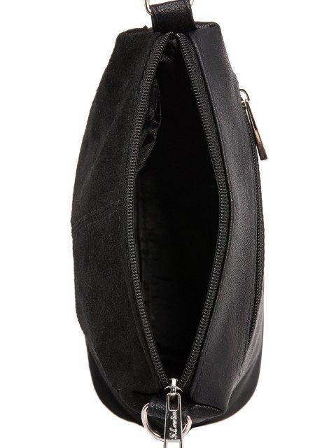 Чёрная сумка планшет S.Lavia (Славия) - артикул: 367 99 01 - ракурс 6