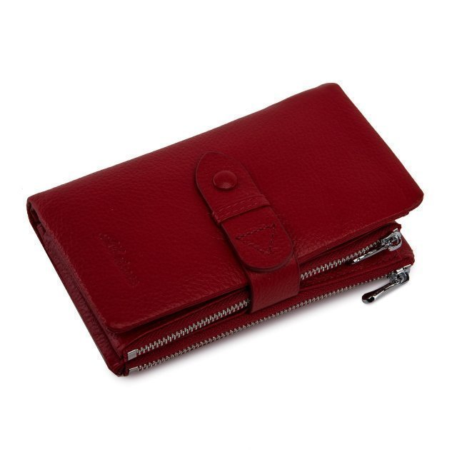 Красное портмоне Barez - 2690.00 руб