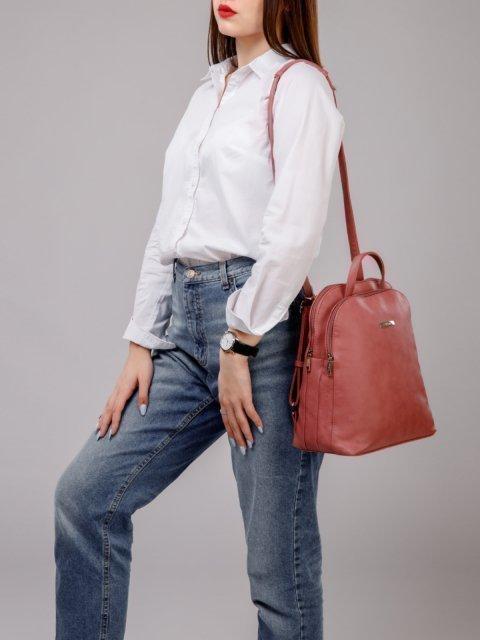 Коричневый рюкзак S.Lavia (Славия) - артикул: 965 598 12 - ракурс 5
