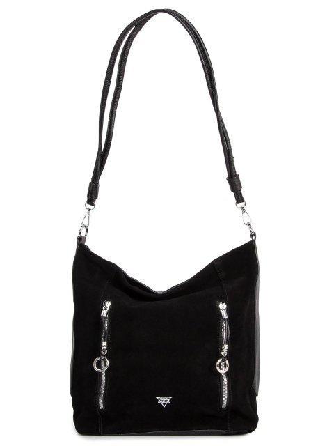 Чёрная сумка мешок Fabbiano - 3509.00 руб