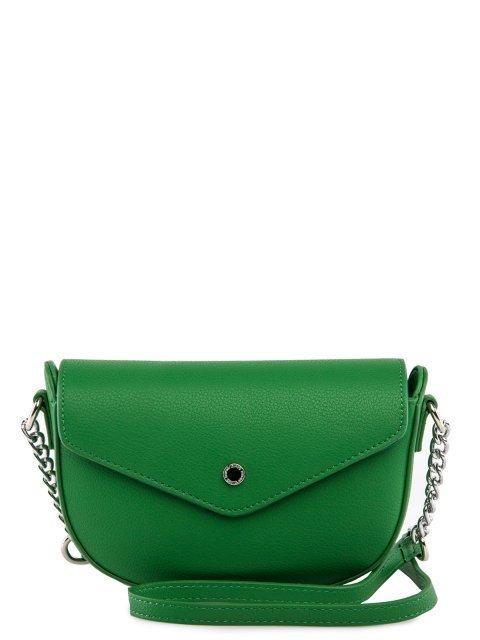 Зелёная сумка планшет David Jones - 1599.00 руб