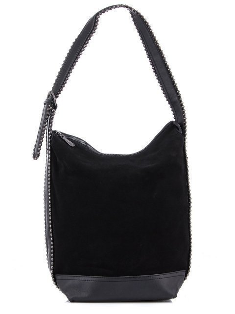 Чёрная сумка мешок Polina - 2334.00 руб