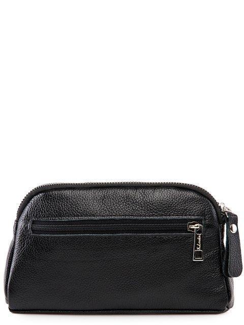 Чёрная сумка планшет S.Lavia (Славия) - артикул: 0018 13 01 - ракурс 3