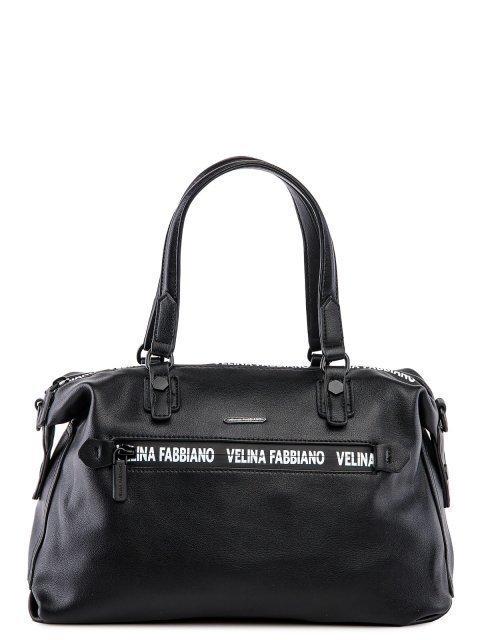 Чёрный саквояж Fabbiano - 3699.00 руб