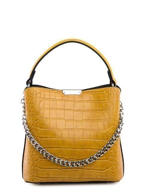 Жёлтая сумка планшет Angelo Bianco - 2999.00 руб