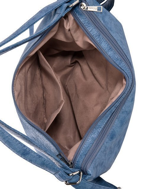 Синяя сумка мешок S.Lavia (Славия) - артикул: 657 601 70 - ракурс 5