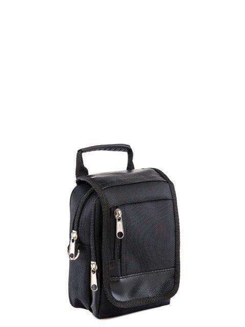 Чёрная сумка планшет S.Lavia (Славия) - артикул: 0К-00002592 - ракурс 1