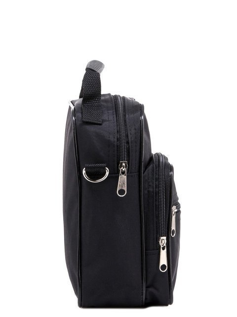 Чёрная сумка планшет S.Lavia (Славия) - артикул: 0К-00002585 - ракурс 2
