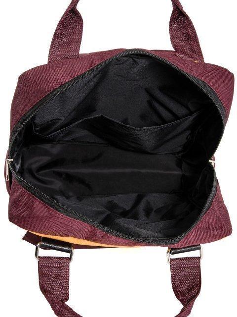 Жёлтый рюкзак S.Lavia (Славия) - артикул: 00-72 000 55 - ракурс 4