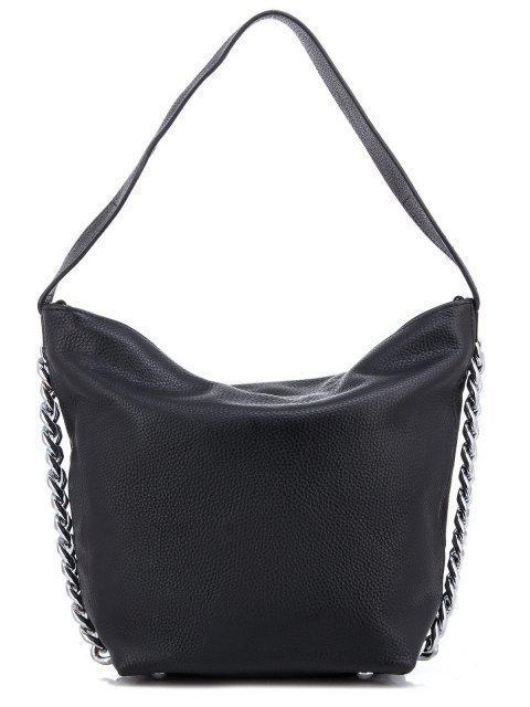 Чёрная сумка мешок Polina - 1956.00 руб