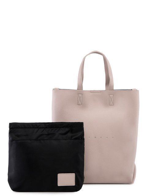 Розовый шоппер Polina - 6080.00 руб