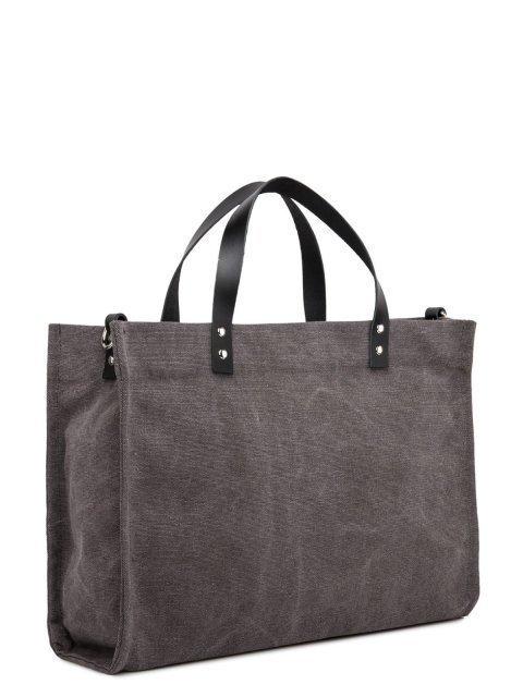 Серый шоппер S.Lavia (Славия) - артикул: 01-66 30 05 - ракурс 1