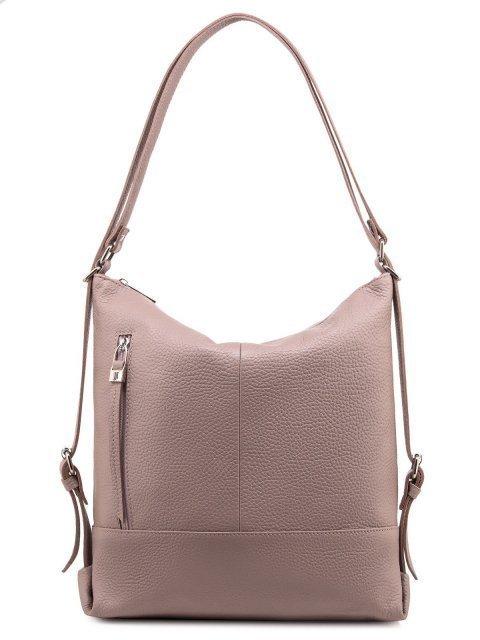 Бежевая сумка мешок S.Lavia - 4080.00 руб