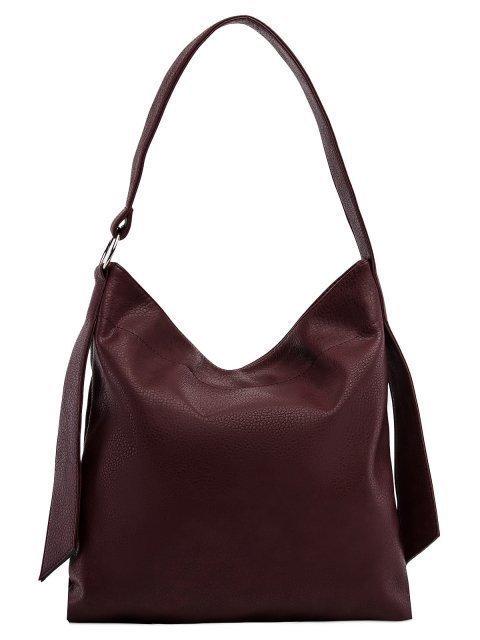 Бордовая сумка мешок S.Lavia - 2029.00 руб