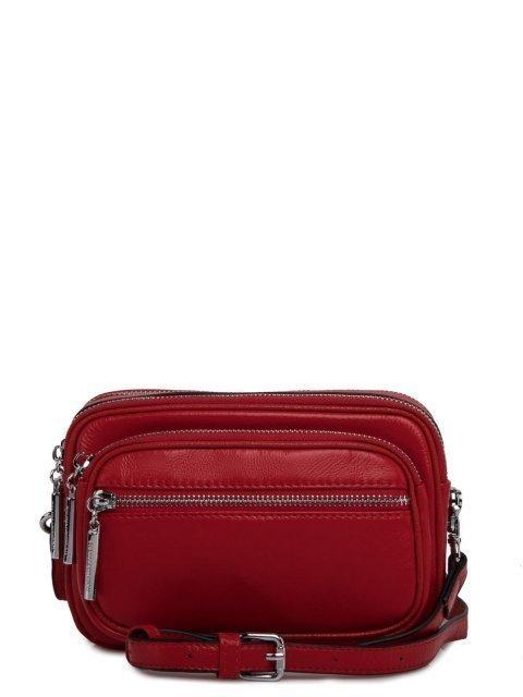 Красная сумка планшет Polina - 4678.00 руб