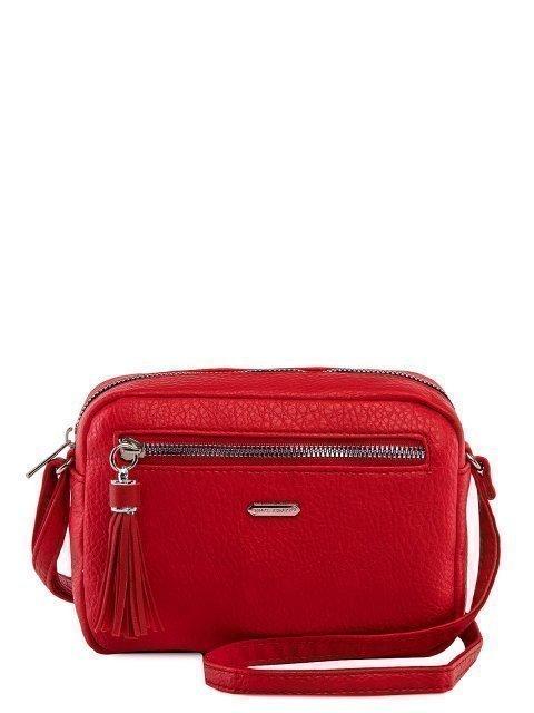 Красная сумка планшет David Jones - 1299.00 руб