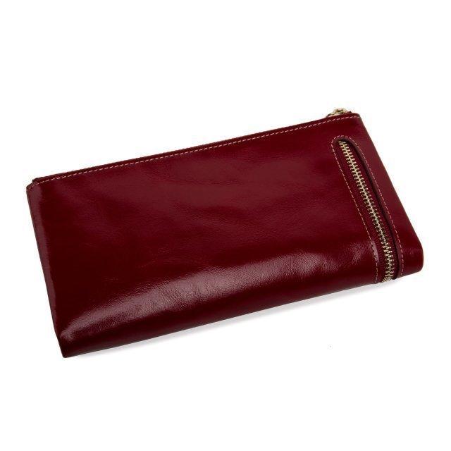 Красное портмоне Barez - 2499.00 руб