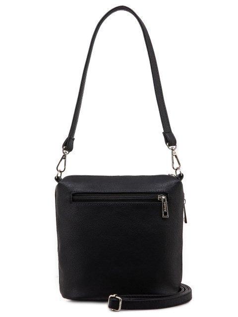 Чёрная сумка планшет S.Lavia (Славия) - артикул: 367 99 01 - ракурс 5