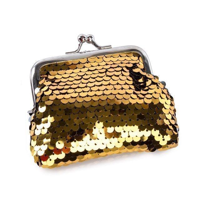 Золотое портмоне Angelo Bianco - 120.00 руб