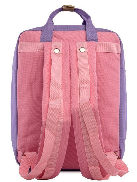 Розовый рюкзак Kanken (Kanken) - артикул: 0К-00029028 - ракурс 3