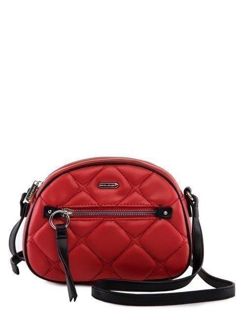 Красная сумка планшет David Jones - 1899.00 руб