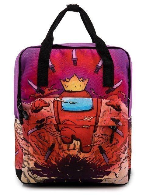 Сиреневый рюкзак Angelo Bianco - 1399.00 руб
