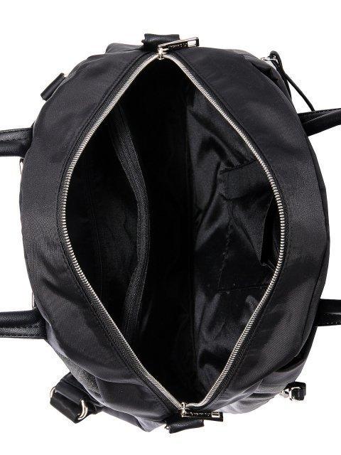 Чёрный рюкзак S.Lavia (Славия) - артикул: 00-111 40 01 - ракурс 4