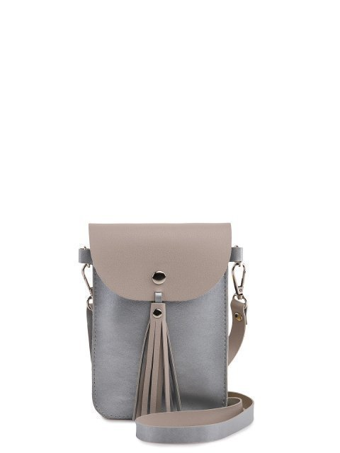Серебряная сумка планшет S.Lavia - 699.00 руб