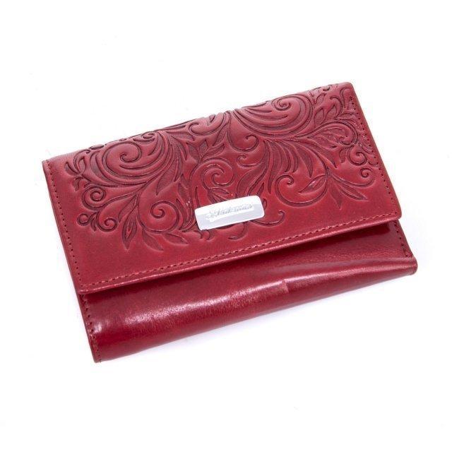 Бордовое портмоне Sergio - 2303.00 руб