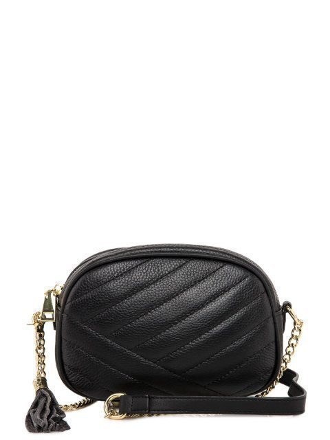 Чёрная сумка планшет Polina - 2519.00 руб