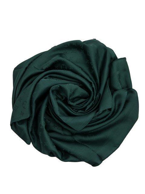 Зелёный платок Палантин - 770.00 руб