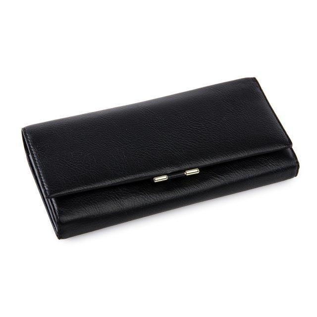 Чёрное портмоне Barez - 950.00 руб