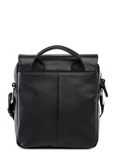 Чёрная сумка планшет S.Lavia (Славия) - артикул: 0053 10 01.83 - ракурс 3