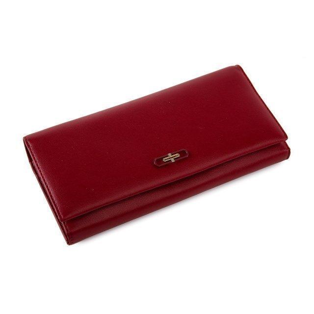 Бордовое портмоне Barez - 950.00 руб