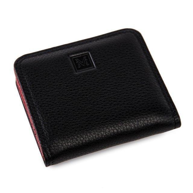 Чёрное портмоне S.Style - 2130.00 руб