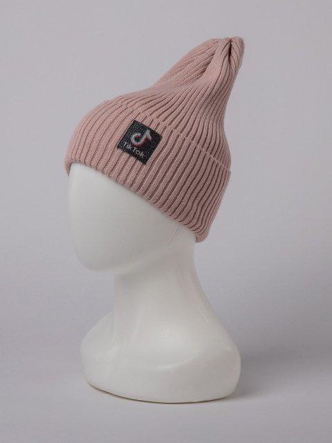 Розовая шапка Fashion Style - 699.00 руб