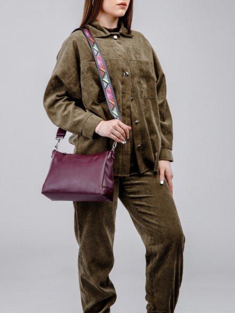 Фиолетовая сумка планшет S.Lavia (Славия) - артикул: 1175 91 07 - ракурс 5
