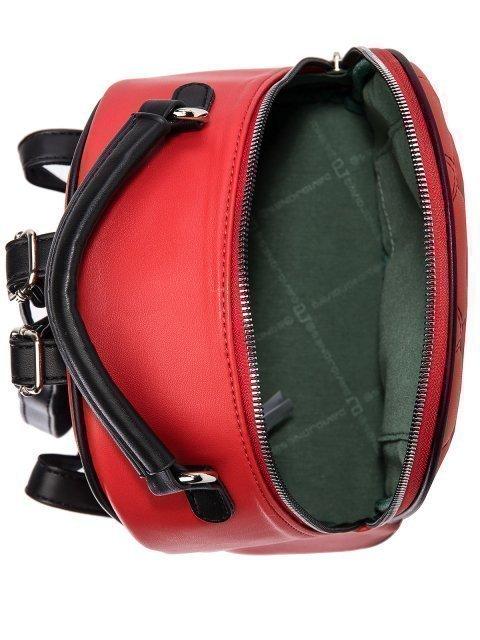 Красный рюкзак David Jones (Дэвид Джонс) - артикул: 0К-00025963 - ракурс 4