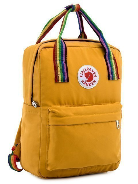 Жёлтый рюкзак Kanken (Kanken) - артикул: 0К-00027415 - ракурс 1