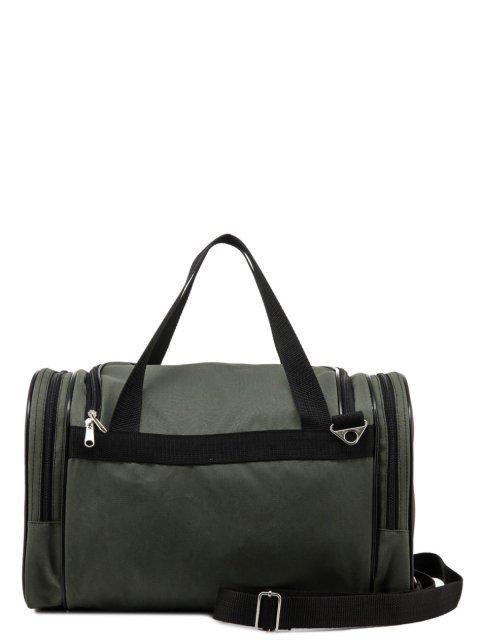 Зелёная дорожная сумка S.Lavia (Славия) - артикул: 00-28 000 35 - ракурс 3