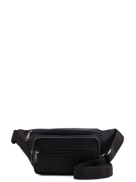 Чёрная сумка на пояс S.Lavia - 379.00 руб