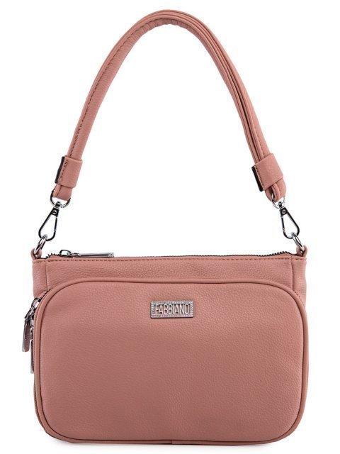 Розовая сумка планшет Fabbiano - 3199.00 руб