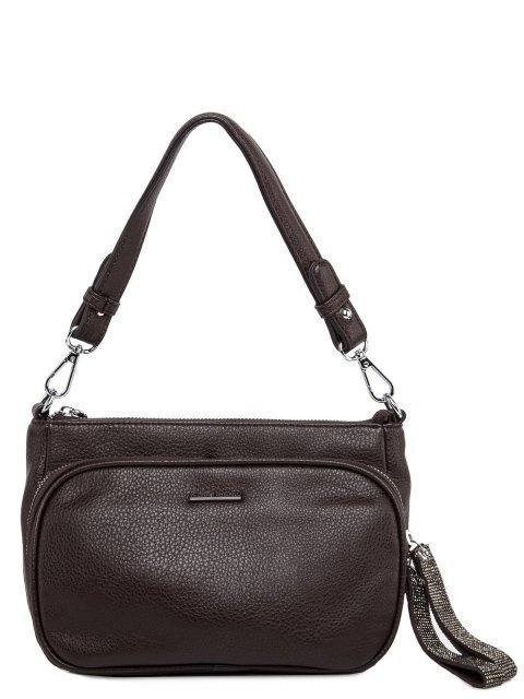 Коричневая сумка планшет Fabbiano - 2799.00 руб